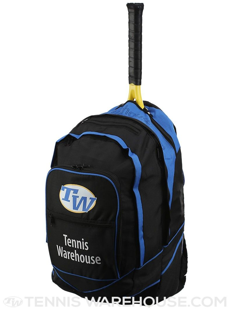 TW tennis bags are back! In 3, 6 and backpack models. Good bags at even better prices!