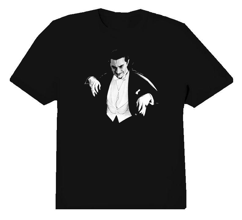 Dracula horror movie vampire t shirt shirts t shirt