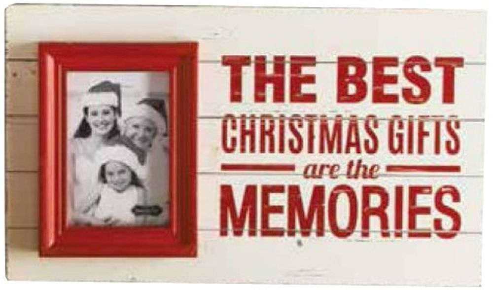 Mud Pie Christmas Mem Frame on Frame | Home & Garden, Home Décor, Frames | eBay!