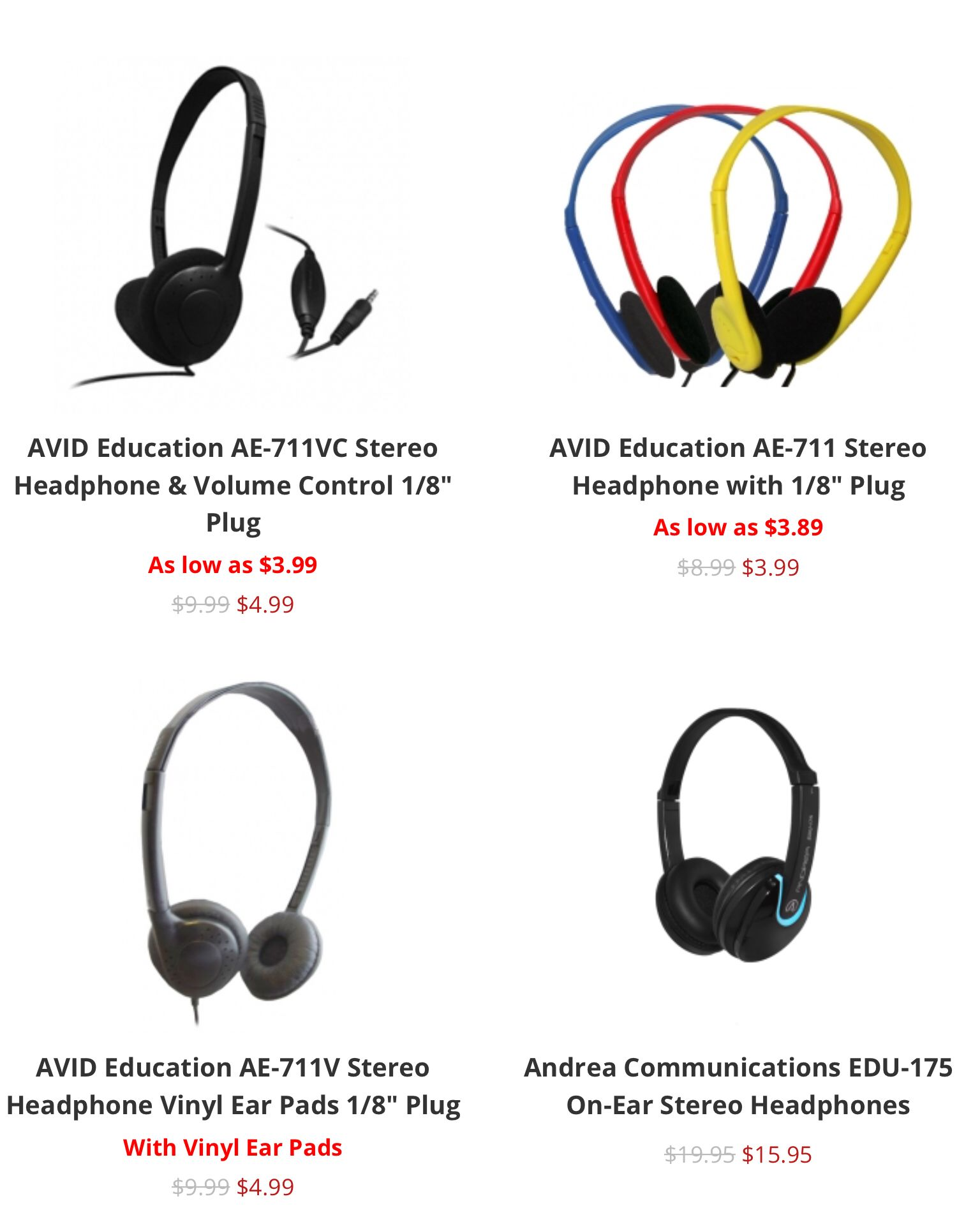 Looking for big #savings for simple on ear headphones for your