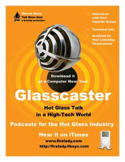 Lauscha Glass, Glass Podcast, Glass Videos, Glass Tours - Firelady Productions LLC