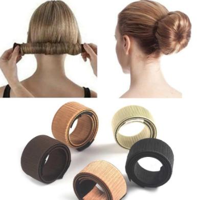 Magic Diy Hair Bun Maker Nalai Co Diy Hair Bun Maker Hair Bun Tool Hair Bun Maker