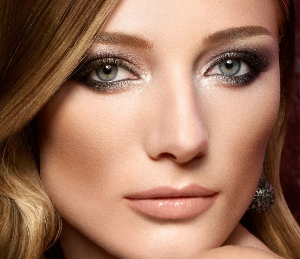 Perfect Eye Make Up For Hazel Eyes Makeup Magnifies The Beauty