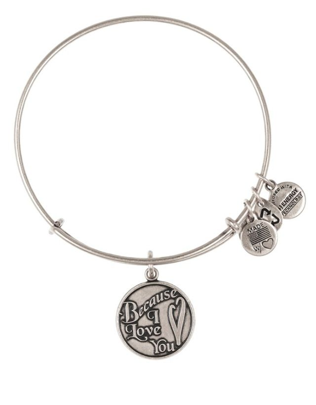 Alex And Ani Because I Love You Would If Got This