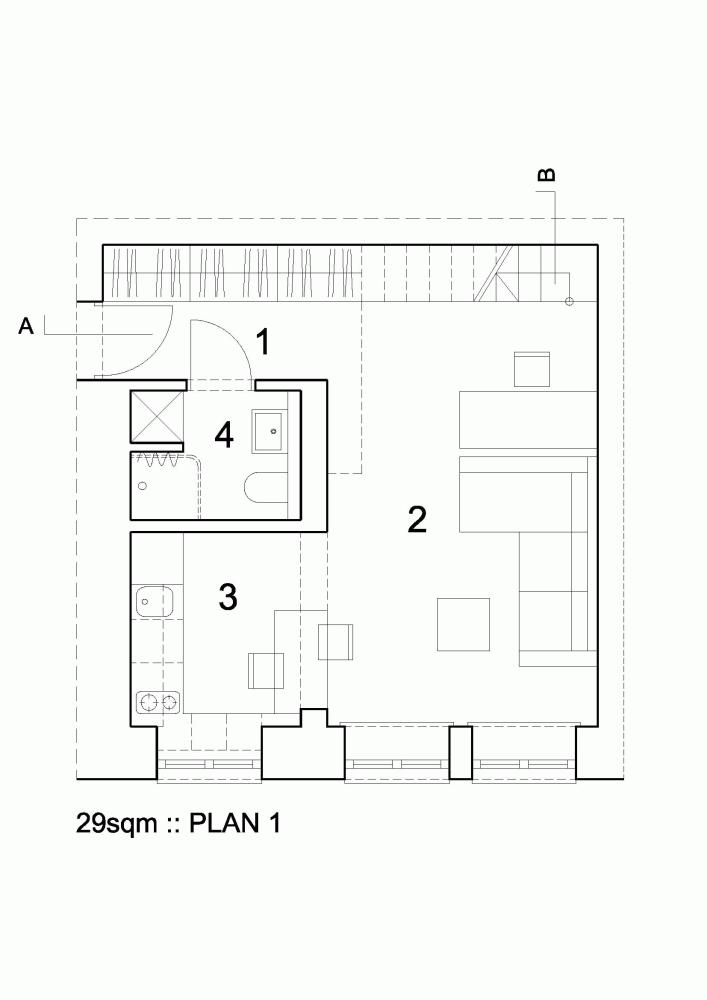 Estilo n rdico y escandinavo dise o y decoraci n de interiores dise o n rdico dise o de pisos - Diseno de interiores pisos pequenos ...