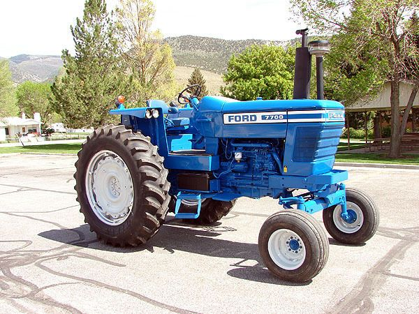 Ford Tractor Shop Service Manual 10 2600 3600 4100 4600