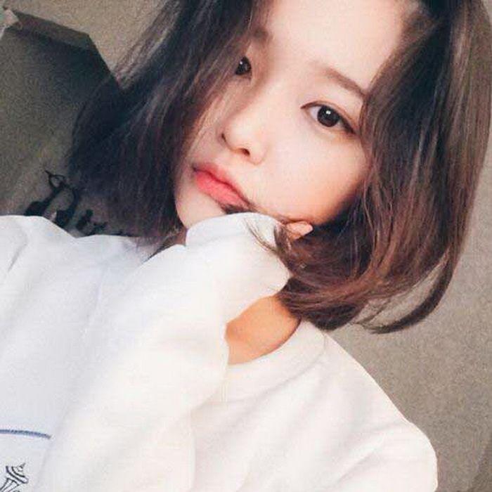Koreanische Mädchen Frauenhaircuts Womenhaircut Frisur