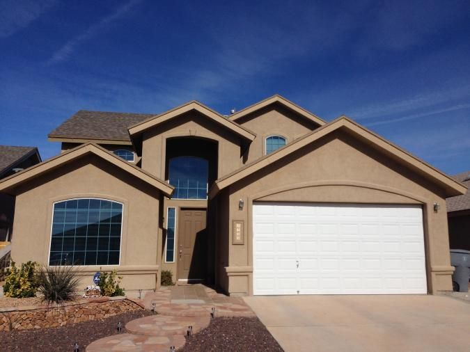 Just Listed 5433 Santiago Roque El Paso Tx Carefree Homes Beautiful Homes Building A House