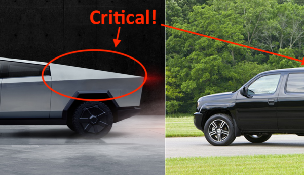 Here S Why The Tesla Cybertruck Has Its Crazy Look Technewsapi