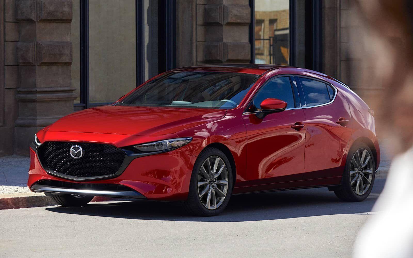 El Nuevo Mazda3 2019 Ya Esta Aqui Mazda 3 Hatchback Fotos De Coches Mazda