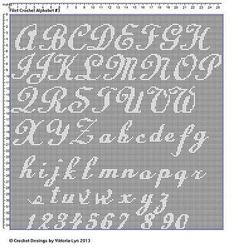 Free filet crochet alphabet letter patterns car tuning cathy free filet crochet alphabet letter patterns car tuning thecheapjerseys Choice Image