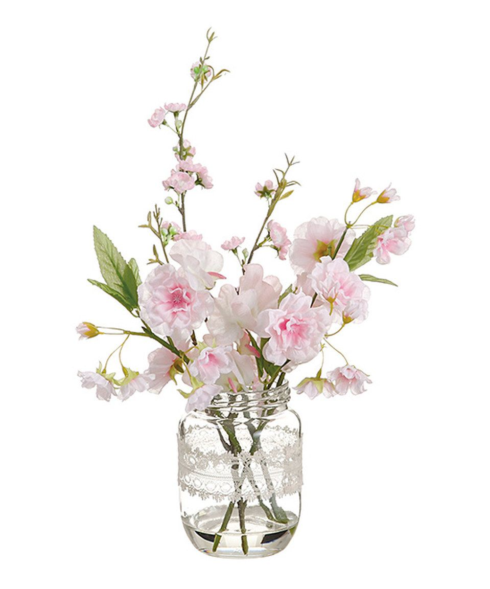 Look What I Found On Zulily Sweetpea Blossom Glass Vase