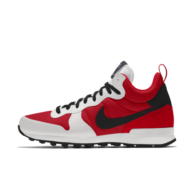 check out 19a7b ff85f Nike Internationalist Mid By You Custom Men s Shoe