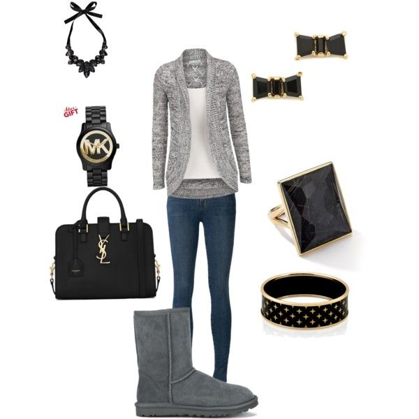 Perfect outfit for going out shopping!