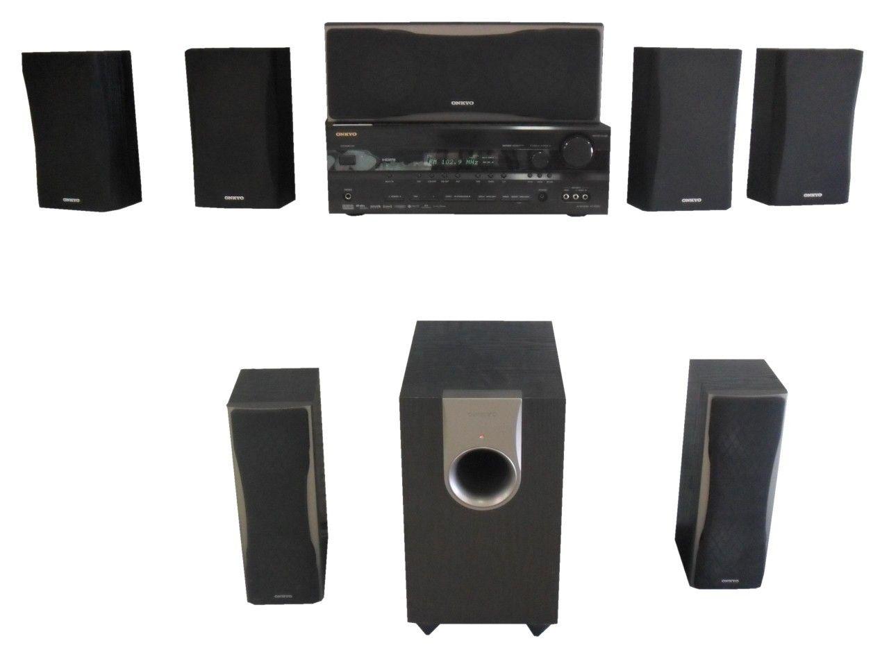 onkyo bookshelf stereo system. plano pawn shop - onkyo ht-r550 surround sound stereo system, $299.00 (http bookshelf system