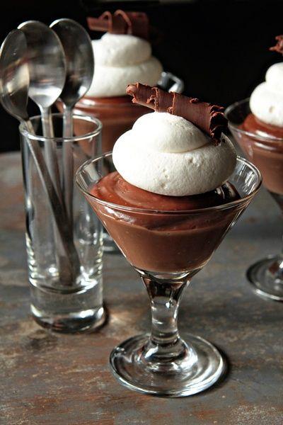 Chocolate Desserts My Favorite Recipe Ideas Chocolate Pudding