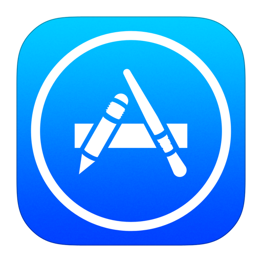 App Store Icon iOS 7 PNG Image App store icon, Mac app