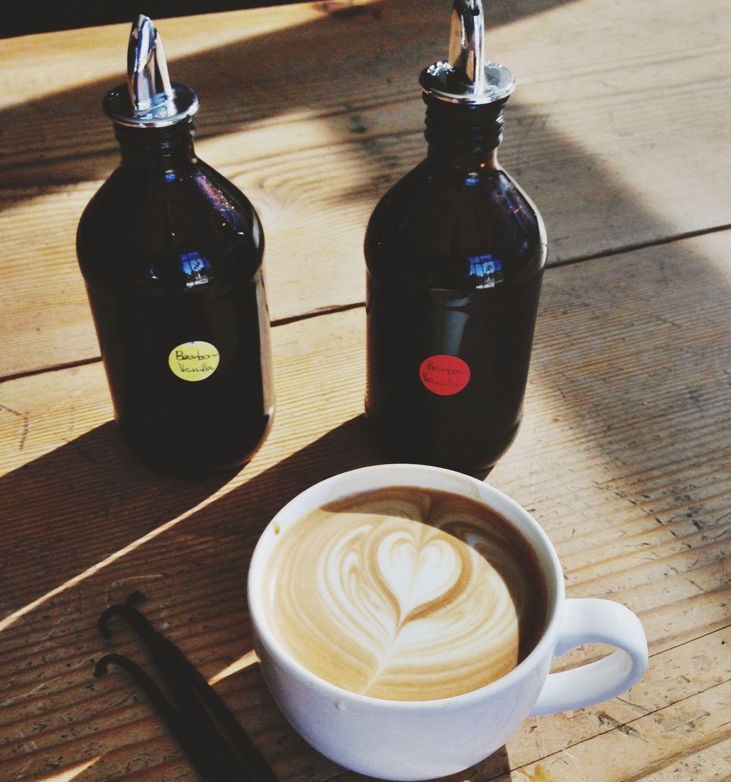 September DOTM // Bourbon Vanilla Latte