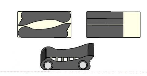 Batmobile full Bed