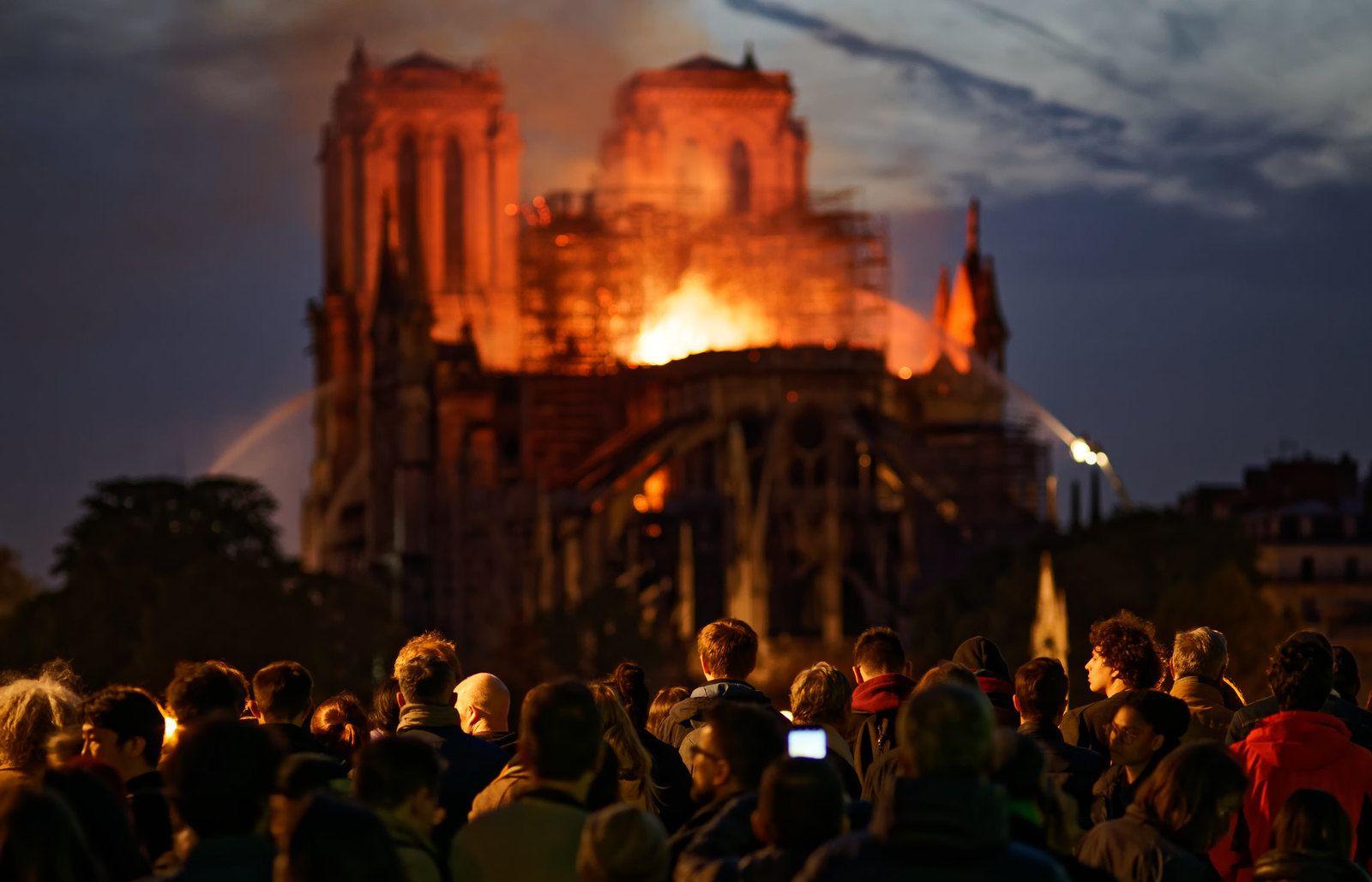 Mission impossible restauration de NotreDame de Paris d