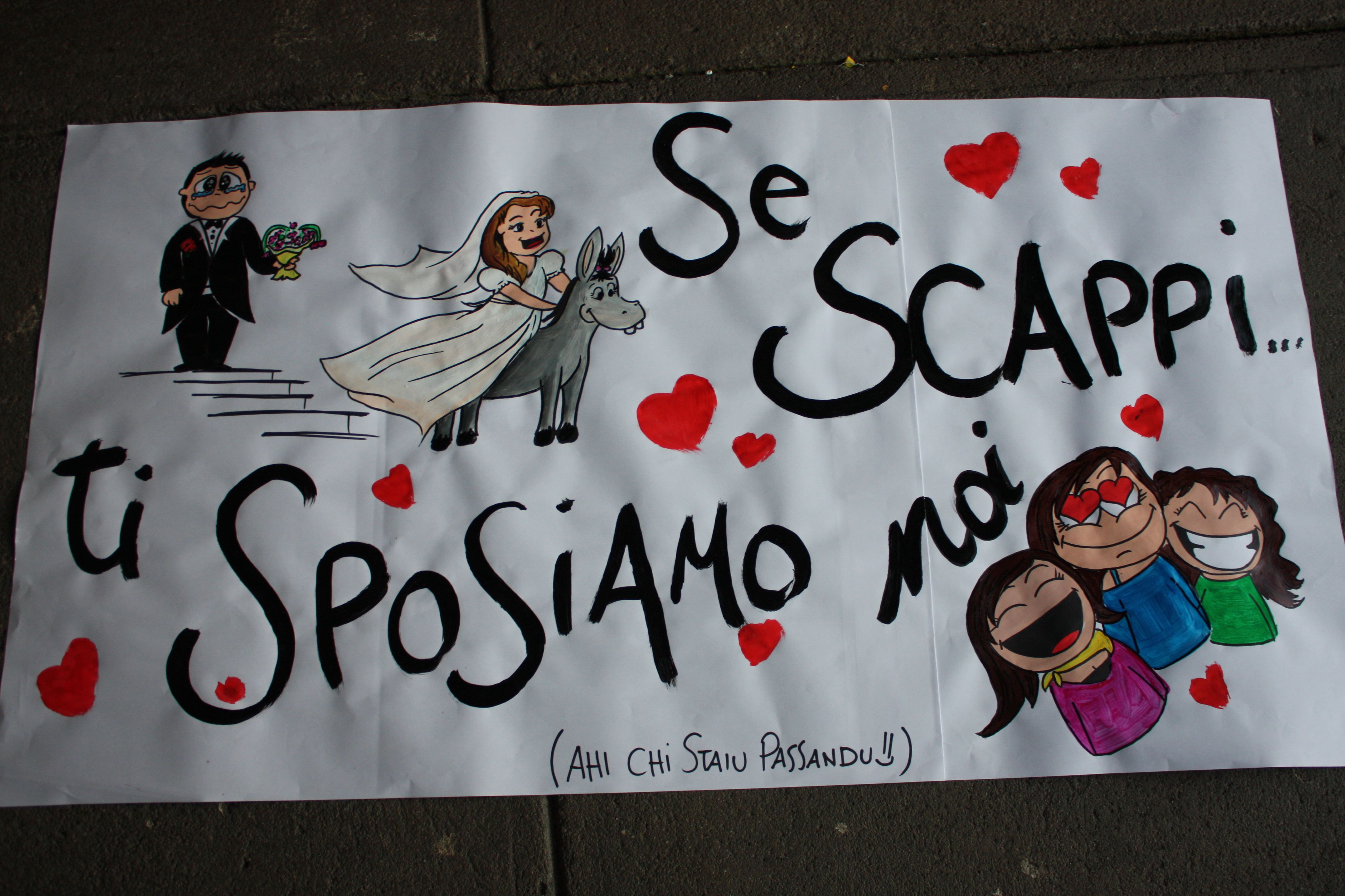 addio al nubilato! for my friends with love! \u003c3