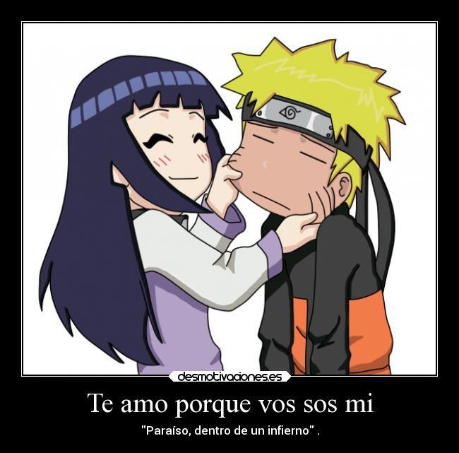 Imagenes Con Frase Amor Naruto 2 Otaku Fans Pinterest Naruto