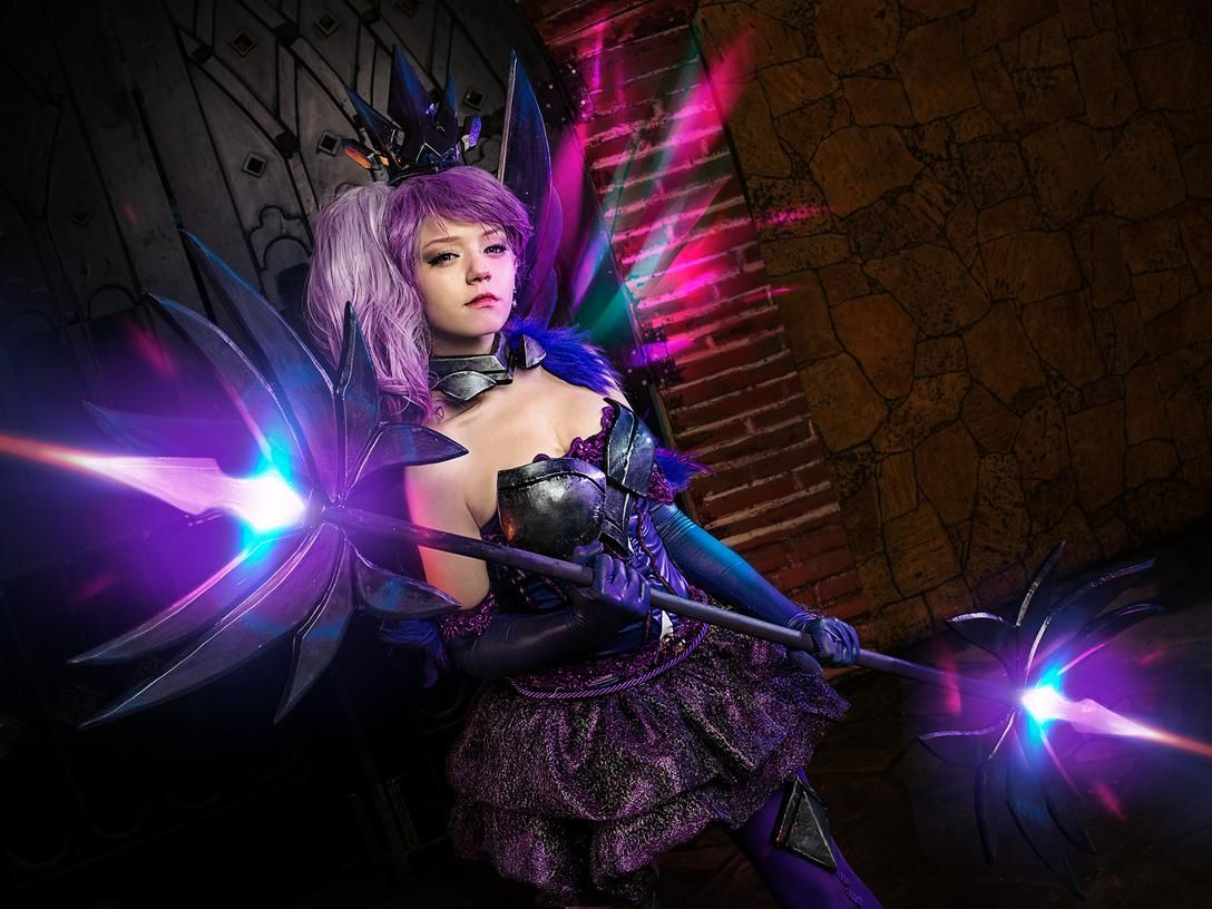 Lux Elementalista: Galeria de cosplay | League of Legends