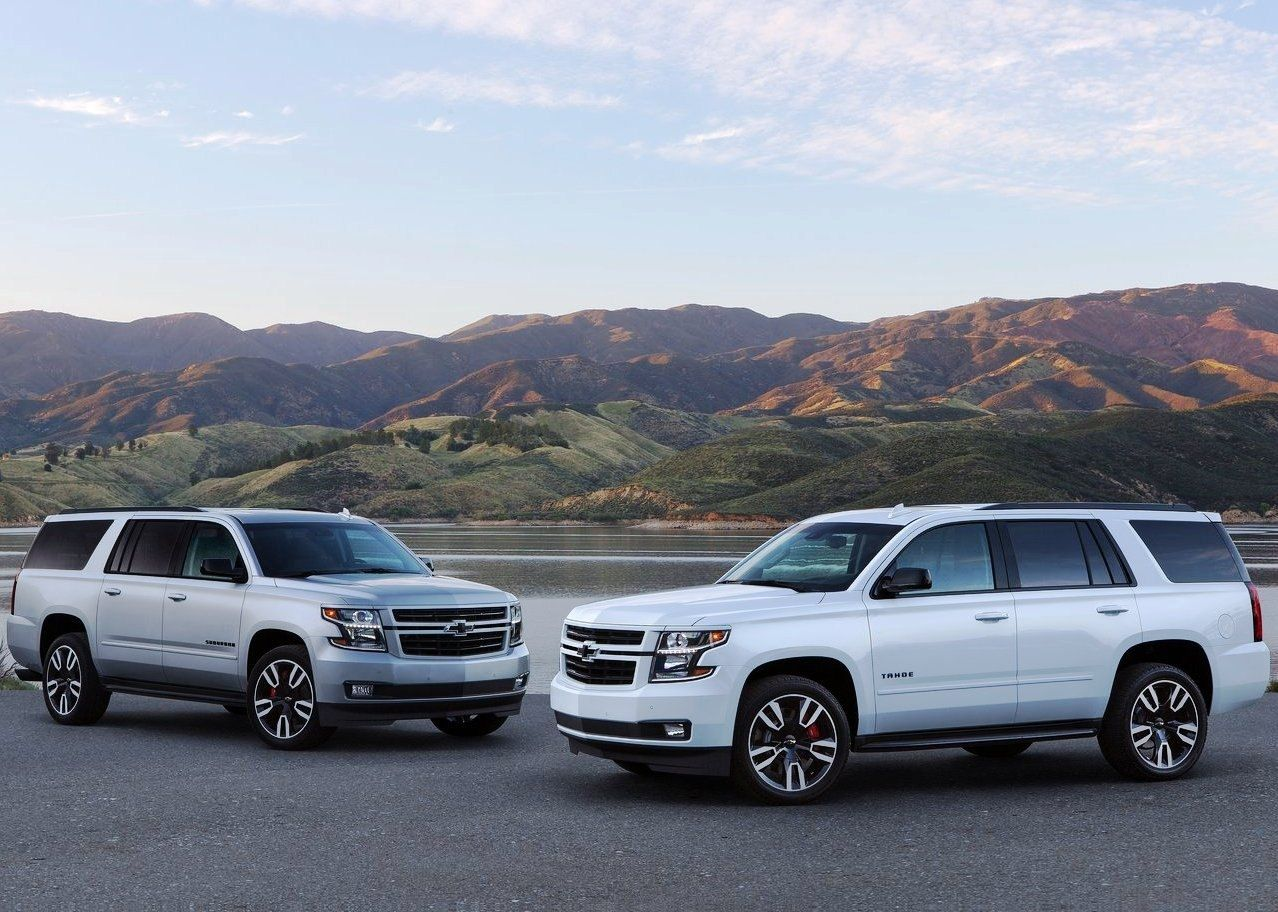 When Will The 2020 Chevrolet Suburban Usa Look Like