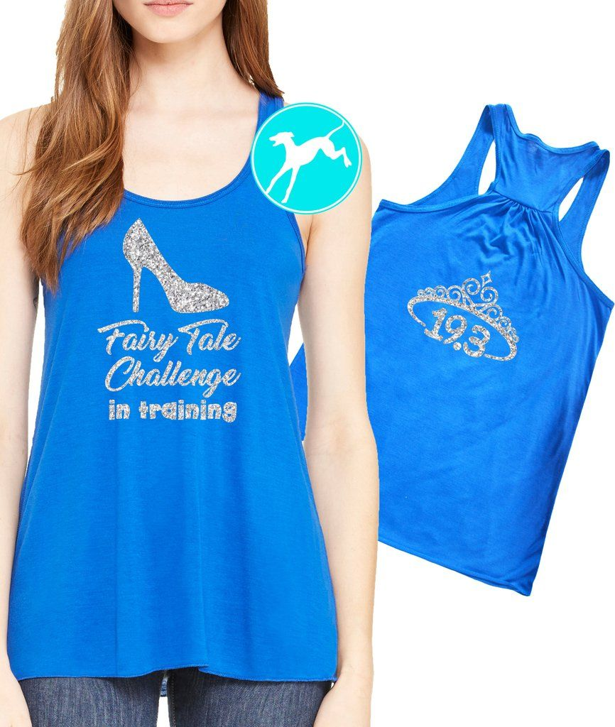b2bb91c16d572d Fairy Tale challenge in training 19.3 Tank. Fairy Tale challenge in  training 19.3 Tank Running Tank Tops