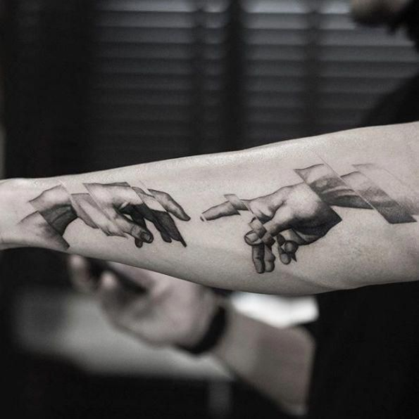 These Amazing Tattoos Are So Effing Artistic