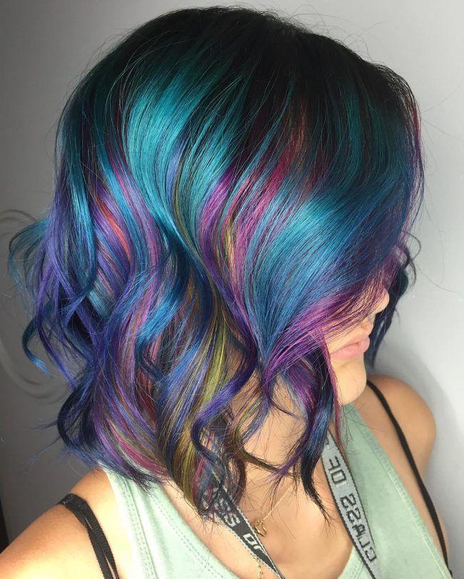 Pin by Angela Sheehan on Hair  Ideas Hair  Dyed hair