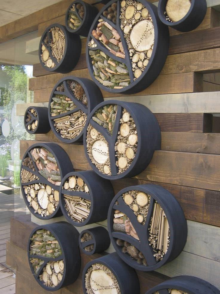 40 idées inspirantes pour la décoration de mur extérieur – Déco, Jardin – ZENIDEES