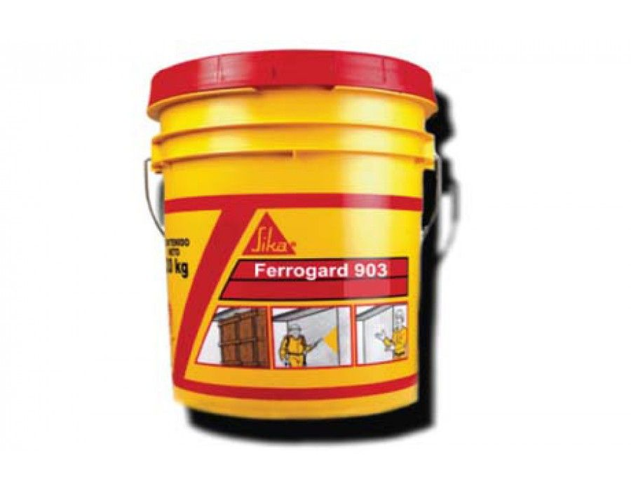 Sika Ferrogard 903 Is A Corrosion Inhibiting Impregnation Coating For Hardened Concrete Surfaces It Is Designed To Pen Swimming Pool Repair Pool Repair Repair