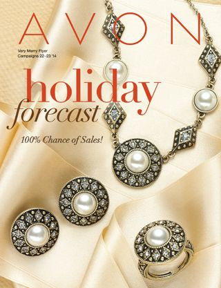New Avon Catalog Campaign 22 - View Avon holiday brochure online at ThinkBeautyToday.com #AvonCatalog #AvonBrochure #AvonCampaign22 #Avon
