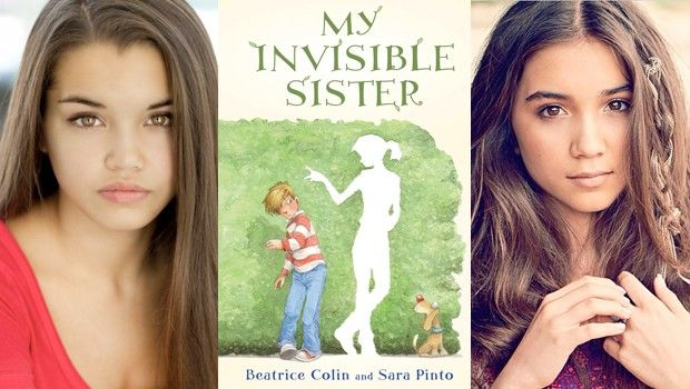 invisible Sister is an upcoming Disney Channel Original Movie. It will be directed by DGA Award-winner Paul Hoen. Rowan Blanchard and Paris Berelc are set to star in the film. The film focuses on a student who turns her older sister invisible by a failed science project.