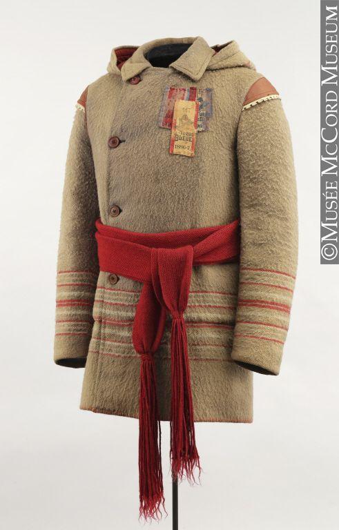 1/6 Western Era Native American Hudson Bay Blanket Coat
