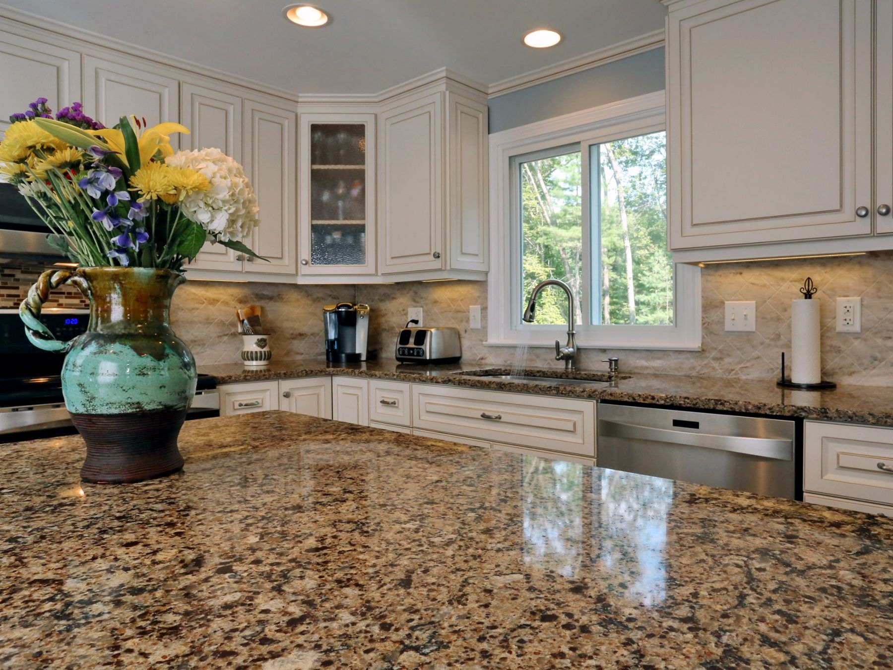 Kitchen Countertops Quartz White Cabinets Have You Ever Seen A Canterbury Kitchen  Antique White Cabinets