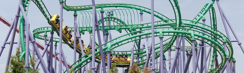 Six Flags America upper Marlboro md