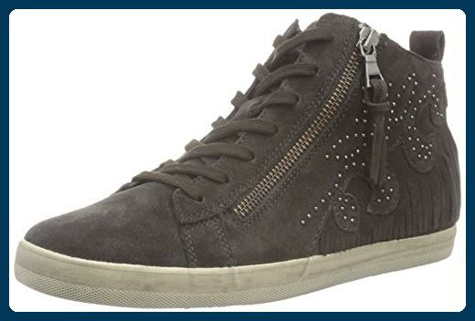 Shoes 425 StiefelGraudark Kurzschaft 56 Gabor Damen Grey iOkXPZuT