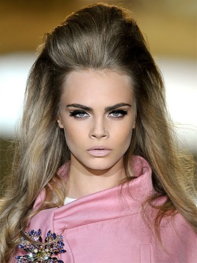 Bouffant 60s Make Up Winwaynegossthecollection 60s Makeup Hair