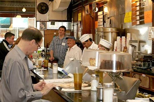The 11 Best Classic Diners and Luncheonettes in NYC