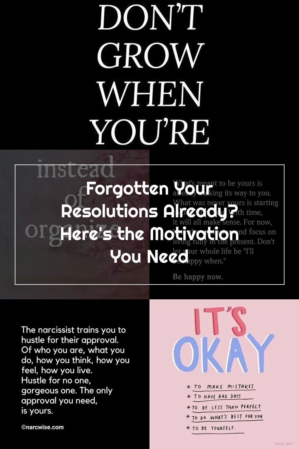 Inspiring quotes, New Years resolutions inspiring quotes