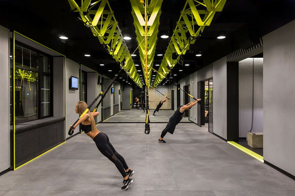 Best 25 gym center ideas on pinterest gym design for Interior design in a box