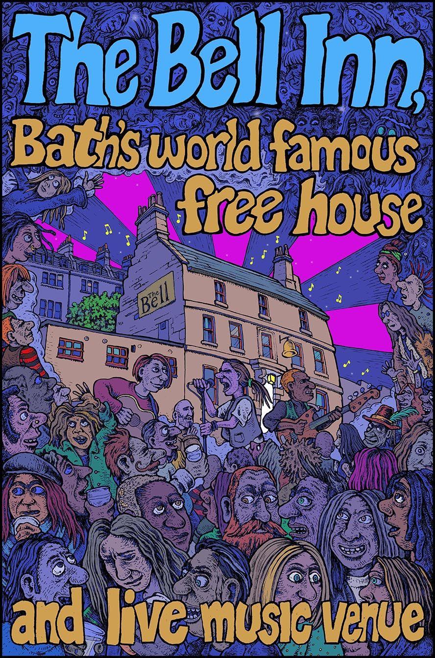 www.perryharris.com www.thebellinnbath.co.uk