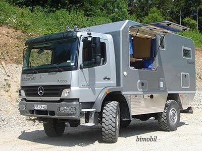 bimobil 4x4 reisemobile survival vechile pinterest expedition vehicle expedition truck. Black Bedroom Furniture Sets. Home Design Ideas