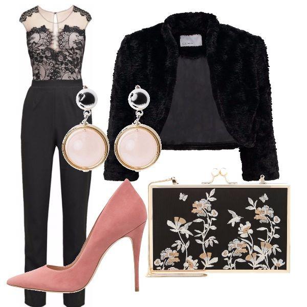 on sale f1673 9d049 Ecco un look perfetto per una serata romantica ed elegante ...