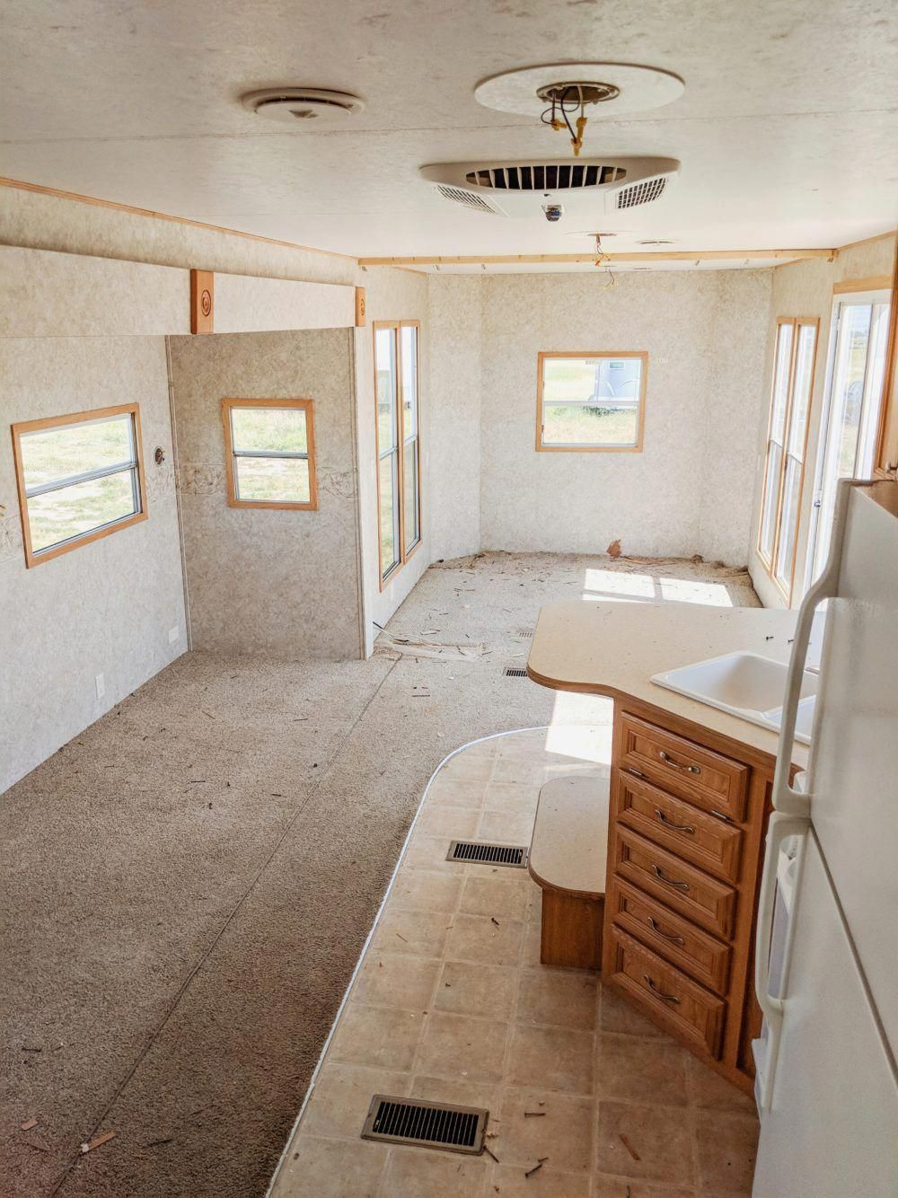 Essentially Improvements To Your House Must Not Be Done To Get A Tax Break But To Increase Its Value And Make Life More Pleas In 2020 Paint Rv Rv Interior Rv Remodel