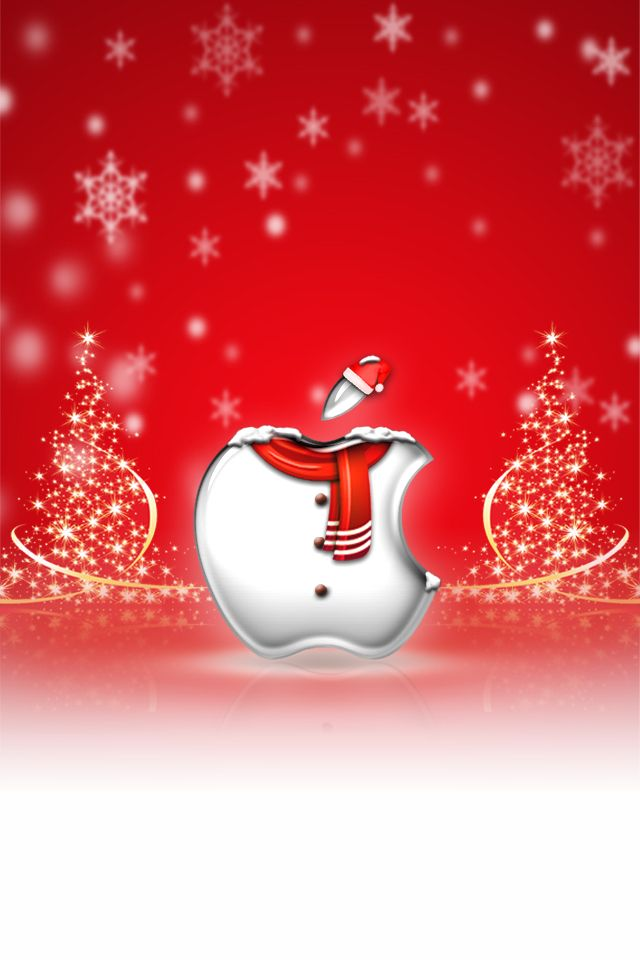 iPhone Wallpaper - Christmas by LaggyDogg | Apple iPad & iPhone ...