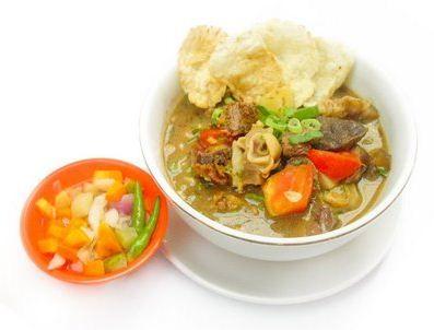 Resep Dan Cara Membuat Sop Kikil Kaki Sapi Kuah Bening Resep Resep Masakan Masakan