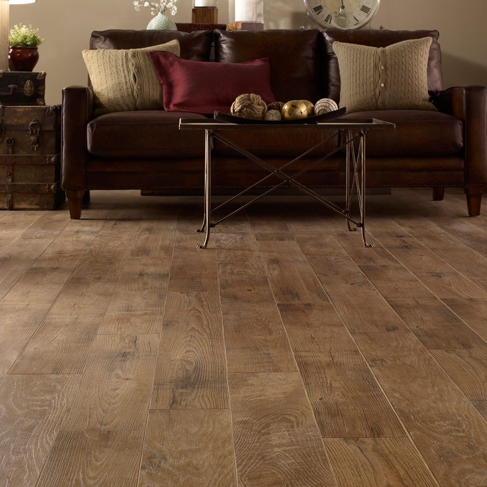 Laminate floor color timber historic oak collection for Mannington hardwood floors